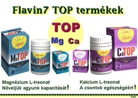Flavin7 Top termékek
