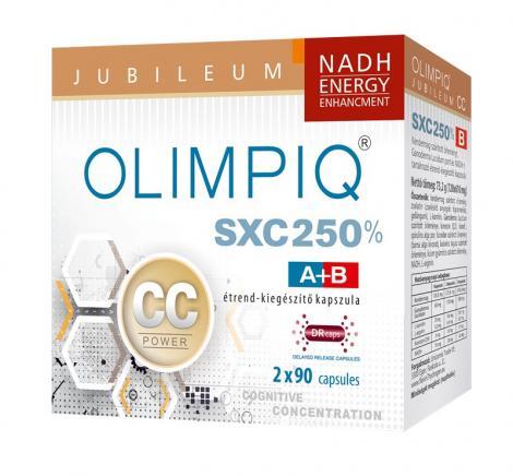 Olimpiq SXC CC 250% 2x120 db kapszula