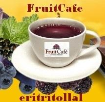 Fruitcafe eritritollal